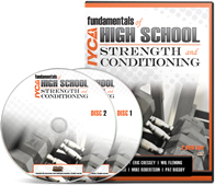 IYCA High School Strength & conditioning Coach Certification